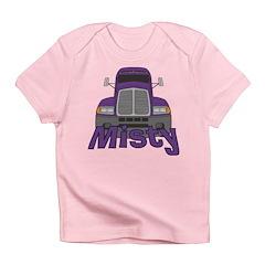 Trucker Misty Infant T-Shirt