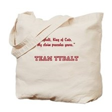 team tybalt Tote Bag