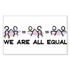 Equal Pairs Logo Decal