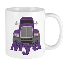 Trucker Mya Mug