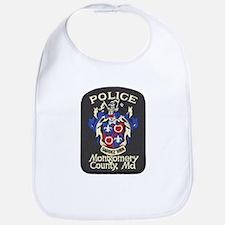 Montgomery County Police Bib