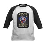 Montgomery County Police Kids Baseball Jersey