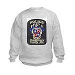 Montgomery County Police Kids Sweatshirt