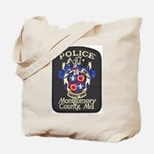 Montgomery County Police Tote Bag