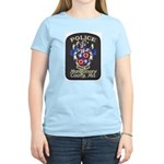 Montgomery County Police Women's Pink T-Shirt