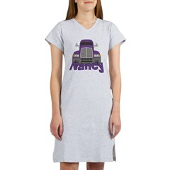 Trucker Nancy Women's Nightshirt