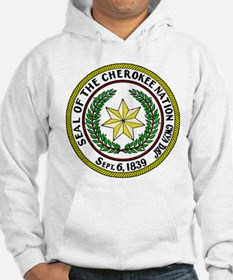 Great Seal of the Cherokee Nation Hoodie