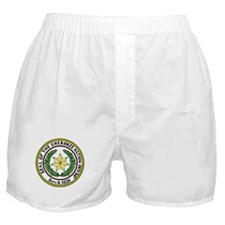 Great Seal of the Cherokee Nation Boxer Shorts