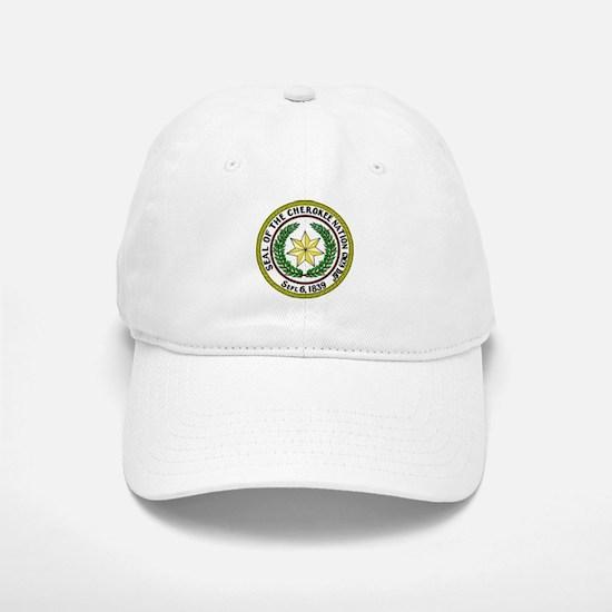 Great Seal of the Cherokee Nation Baseball Baseball Cap