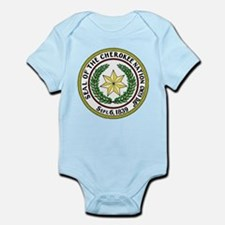 Great Seal of the Cherokee Nation Infant Bodysuit