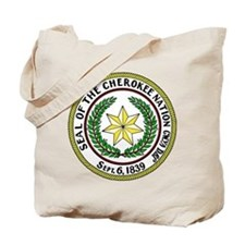 Great Seal of the Cherokee Nation Tote Bag