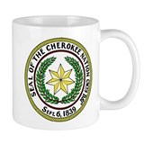 Cherokee nation Coffee Mugs