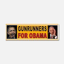 GUNRUNNERS Car Magnet 10 x 3