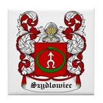 Szydlowiec Coat of Arms Tile Coaster