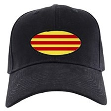Vietnamese Flag Baseball Hat