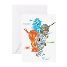 Elemental Harmony Greeting Cards (Pk of 10)