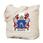 Szepticki Coat of Arms Tote Bag