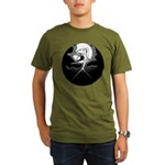 Ancient of Days Organic Men's T-Shirt (dark)