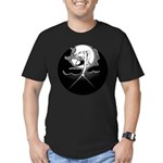 Ancient of Days Men's Fitted T-Shirt (dark)