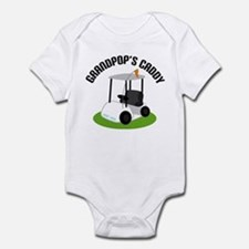 Grandpops Golf Caddy Infant Bodysuit