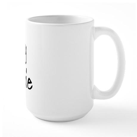 I LOVE MY Chiweenie Large Mug