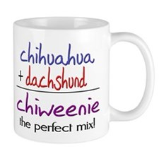Chiweenie PERFECT MIX Mug