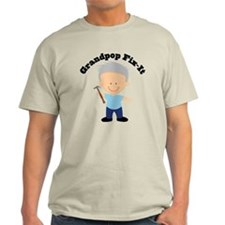 Grandpop Fix-it Tools T-Shirt