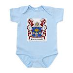 Szczepanski Coat of Arms Infant Creeper