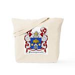 Szczepanski Coat of Arms Tote Bag