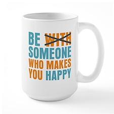 Who Makes You Happy Mug