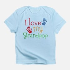 I Love Grandpop Infant T-Shirt