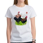 Heavy Breed Roosters Women's T-Shirt