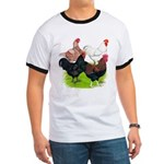 Heavy Breed Roosters Ringer T