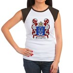 Szczaplina Coat of Arms Women's Cap Sleeve T-Shirt