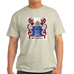 Szczaplina Coat of Arms Ash Grey T-Shirt