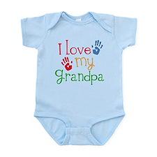 I Love Grandpa Onesie