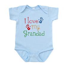 I Love Grandad Infant Bodysuit