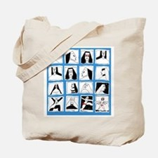 NUNS and NUDES Tote Bag