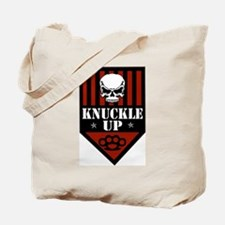 OFFICIAL Knuckle Up Shield Tote Bag