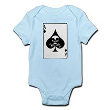 Vietnam Death Card Infant Creeper
