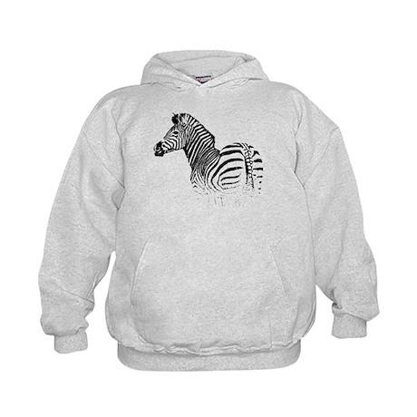 Zebra Kids Hoodie