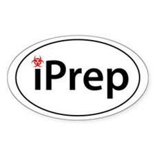 iPrep Decal