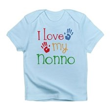 I Love Nonno Infant T-Shirt