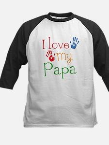 I Love Papa Tee