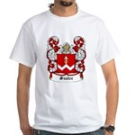 Szalec Coat of Arms White T-Shirt