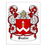 Szalec Coat of Arms Small Poster