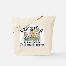 Funny Oktoberfest Tote Bag