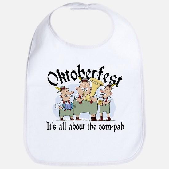 Funny Oktoberfest Bib