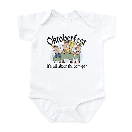 Funny Oktoberfest Infant Creeper