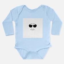 Stylin' Long Sleeve Infant Bodysuit